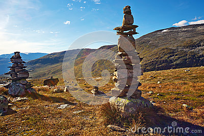 Torres de pedra