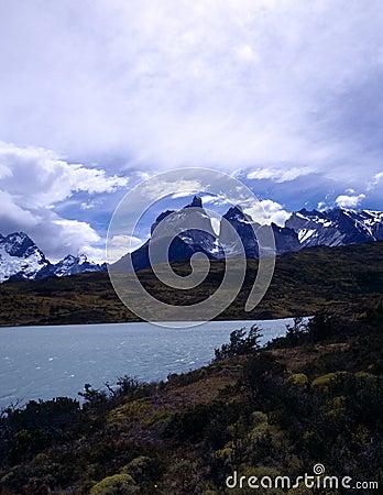 Torres del Paine in Patagonia, Argentina