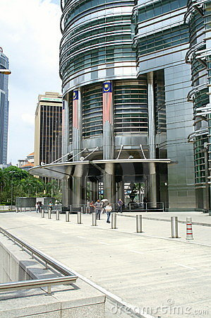 Torres gémeas em Kuala Lumpur