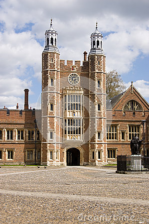 Torretta del Lupton, istituto universitario di Eton, Berkshire