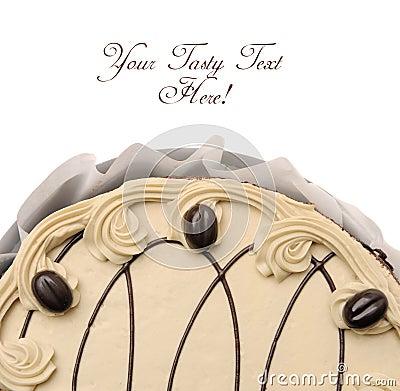 Torta entera.