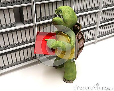 Tortoise filing documents