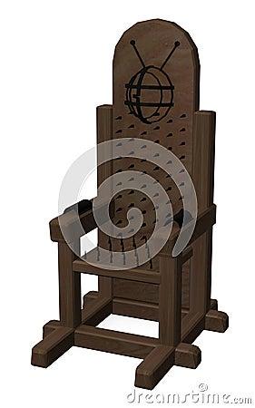 Tortural chair