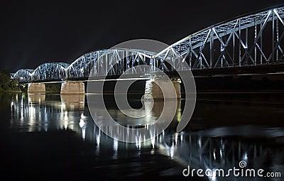 Torun bridge