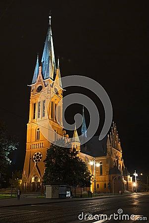 Torun church