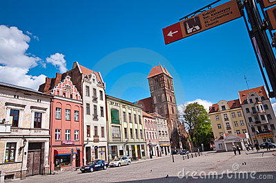 Torun, Poland Editorial Image
