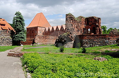 Torun, Poland: Teutonic Knight s Castle