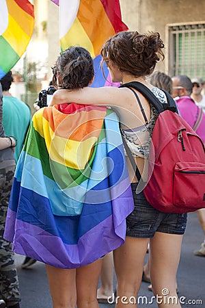 Toscana Pride 2012 Editorial Photo