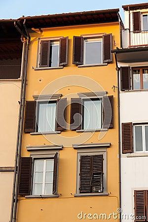 Toscany Italian house style
