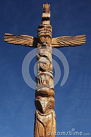 Free Totem Pole Stock Photo - 1753830