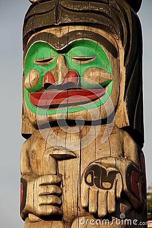 Free Totem Pole Stock Image - 32066281