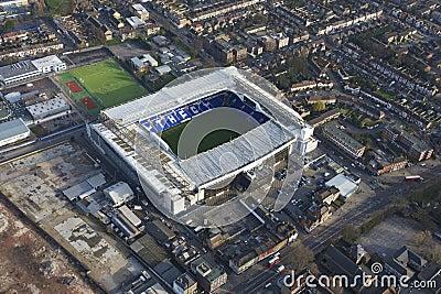 Tottenham Hptspurs Redactionele Stock Afbeelding