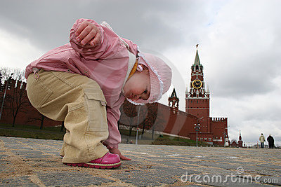 Touch history of Moscow