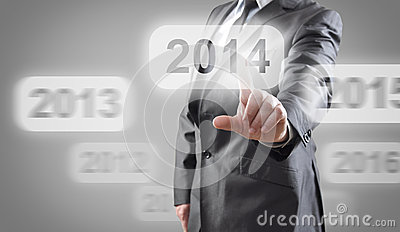 2014 on touch screen