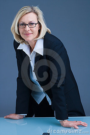 Free Tough Businesswoman Royalty Free Stock Images - 2169329