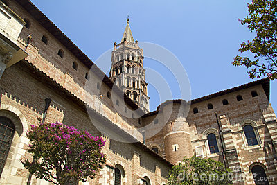 Toulouse Bascilica of St. Sernin