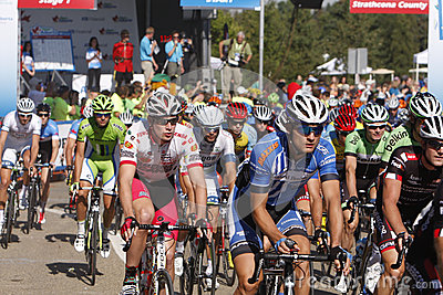 2013 Tour of Alberta Editorial Stock Image