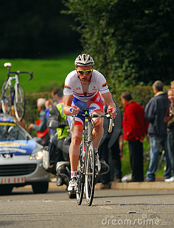 Tour of Britain Cycle Race - Day 4 Editorial Photography