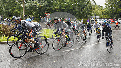 The 2013 Tour of Britain Editorial Image