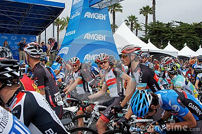 2013 Tour of California Editorial Stock Image