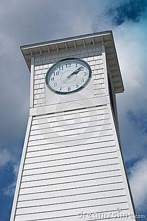 Tour d horloge