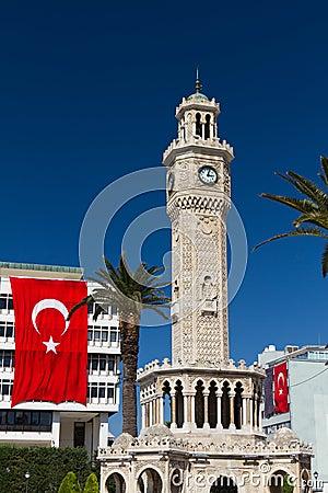 Tour d horloge d Izmir