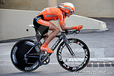 Tour de France 2009 Monaco Editorial Stock Image