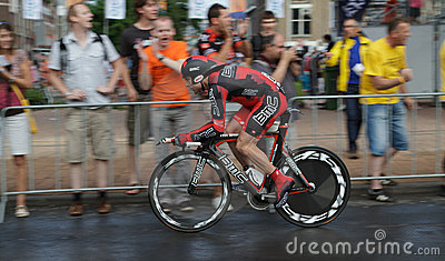 Tour de France 2010 Editorial Photography