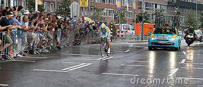 Tour de France 2010 Editorial Photo