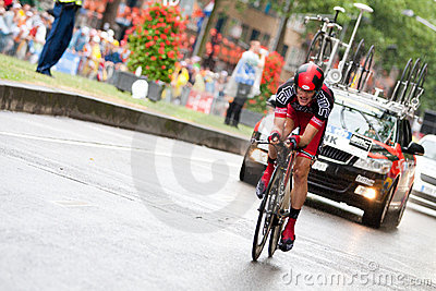 Tour de France 2010. Prologue Editorial Image