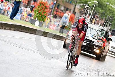 Tour de France 2010. Prologue Editorial Image
