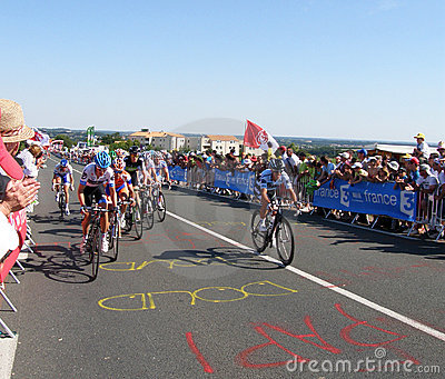 Tour de France 2011 Editorial Photography