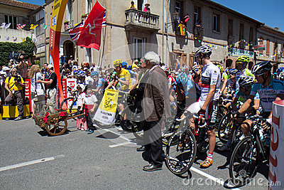 Tour de France Editorial Image