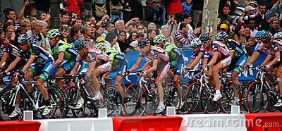 Tour de France Editorial Stock Photo