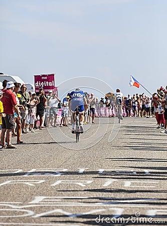 Tour de France Editorial Image
