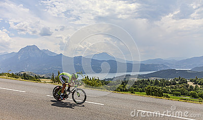 Tour de France Landscape Editorial Photography