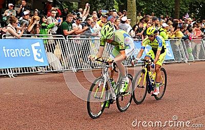 Tour de France Editorial Stock Photo