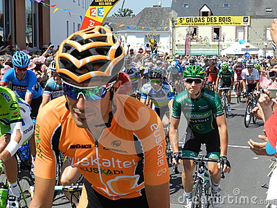 Tour de France 2013 Editorial Image
