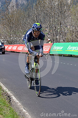 Tour de Romandie 2013 Editorial Photo