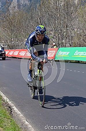 Tour de Romandie 2013 Editorial Photo
