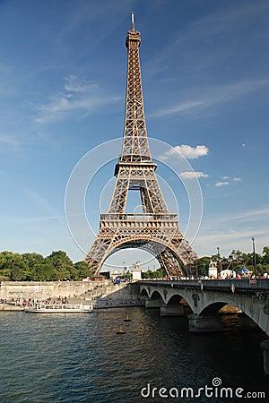 Free Tour Eiffel Stock Photo - 13497620