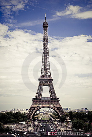 Paris.Tour Eiffel