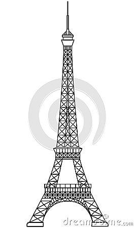 Tour Eiffel Royalty Free Stock Images - Image: 24337159