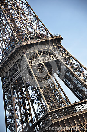 Tour Eiffel - detail