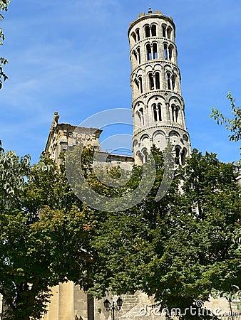 Tour Fenestrelle. Uzés ( France )