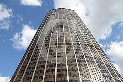 Tour Montparnasse Editorial Stock Photo