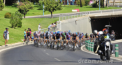 Tour of Spain 2011 Editorial Photography