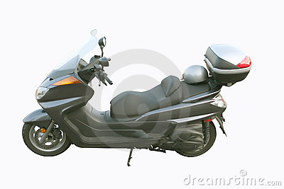 Touring Scooter