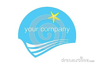 A tourism logo