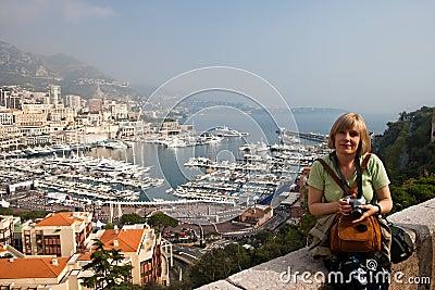 Tourism in Monaco.